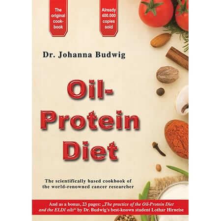 The Original Book by Dr. Johanna Budwig